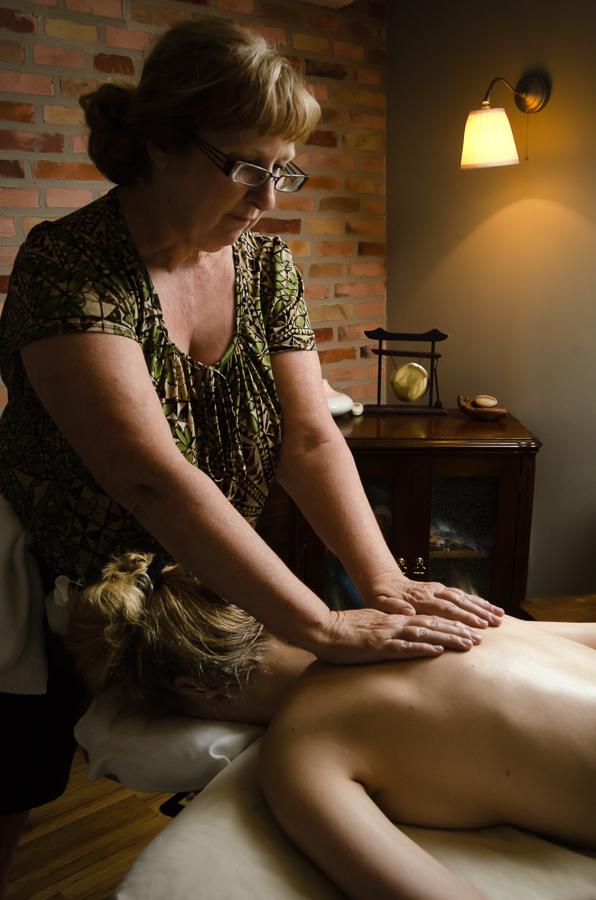 Massage Massotherapie Longueuil - Lynn Nadeau